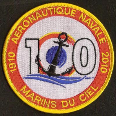 100 Ans de l'Aéronautique navale - marins du ciel  non