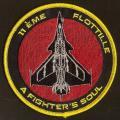 11 F - A fighter's soul