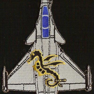 11 F - Silhouette Rafale - mod 1
