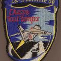 12 F -  12e  Flottille de Chasse tout temps - mod 2