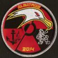 12 F - PA CDG - Exercice Albatros 2014