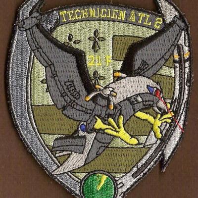 21 F - ATL 2 - Technicien