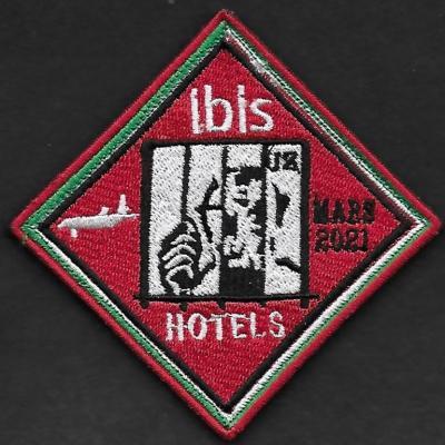 21 F - ATL 2 - UZ - Ibis Hotels - Mars 2021