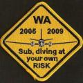23 F - ATL 2 - WA - Sub Diving at your own RISK