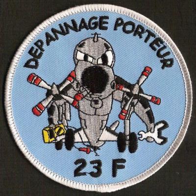 23 F - Depannage Porteur