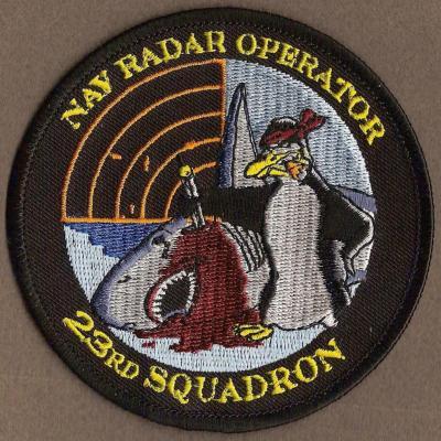 23 F - Nav Radar Operator