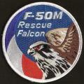 24 F - Falcon 50 M - Rescue Falcon