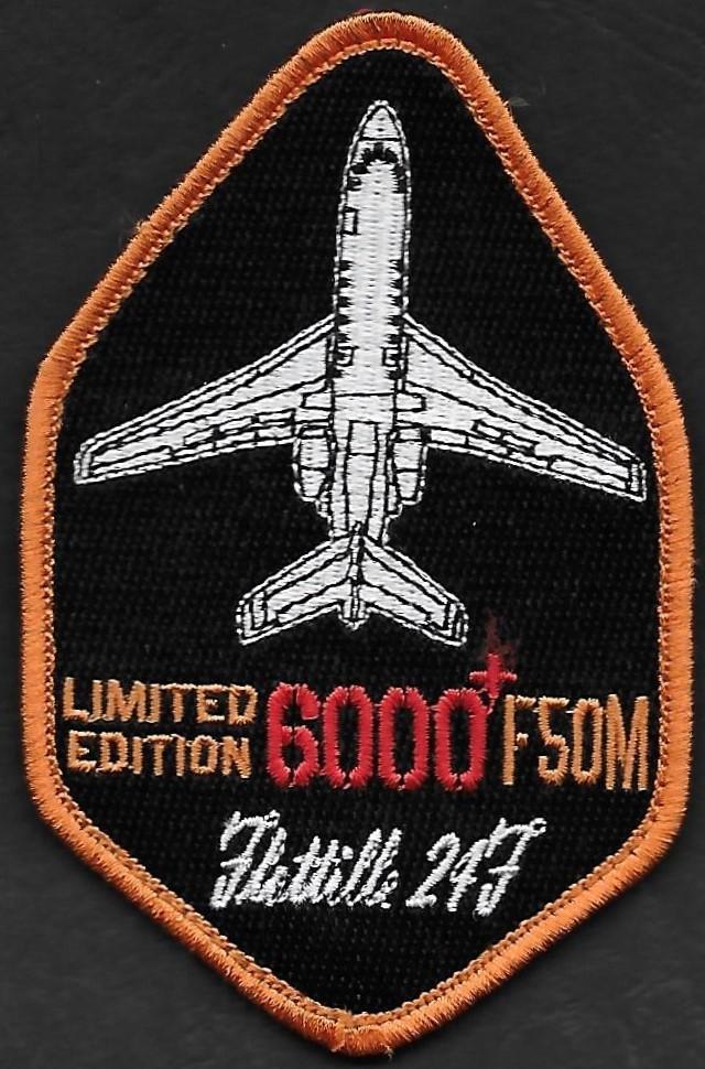 24 F - Falcon 50 Marine - 6000 Heures +