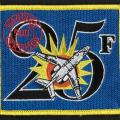 25 F - 500 h+ Gardian certified