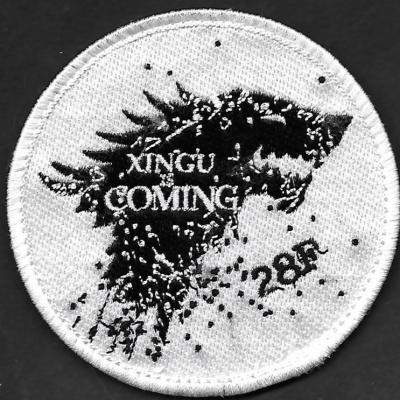 28 F - Xingu coming - mod 3