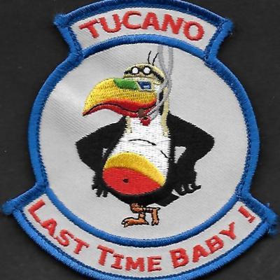 2ème Escadron d'instruction en vol Montmirail -Tucano - Last time Baby