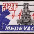 32 F - MEDEVAC