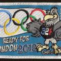 32 F - Ready for London 2012 - détachement Cherbourg