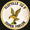32 F - Super Frelon - Rond - mod 2