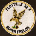 32 F - Super Frelon - Rond - mod 3