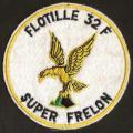 32 F - Super Frelon - Rond - mod 4