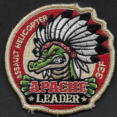 33 F - Assault Helicopter - Apache Leader