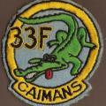 33 F - CAIMANS - mod 10