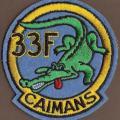 33 F - CAIMANS - mod 11