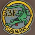 33 F - CAIMANS - mod 5