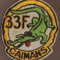 33 F - CAIMANS - mod 6