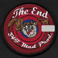 34 F - Det MED - The end - attribué - M