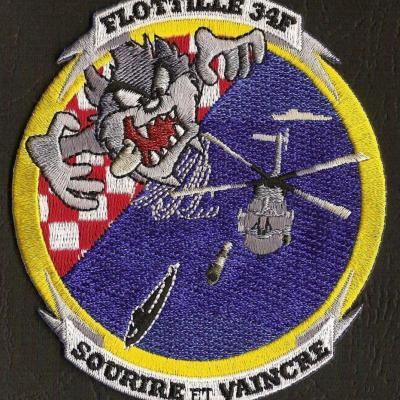Flottille 34 F