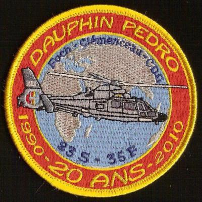 35F - Dauphin PEDRO - 20 ans - 1990 - 2010