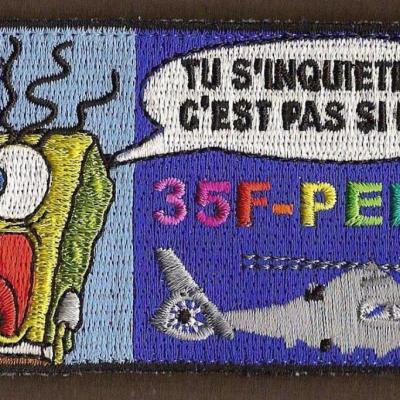 35F - Dauphin PEDRO - Tu s'inquiete Bob c'est pas si pire !