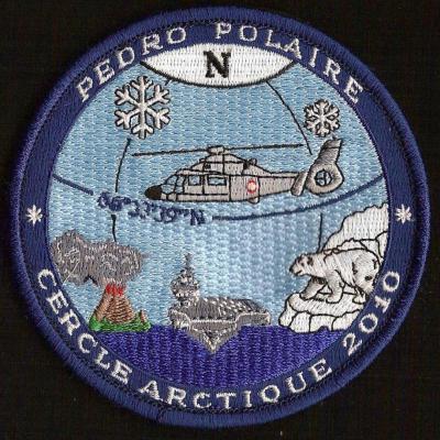 35F - PEDRO Cercle arctique 2010