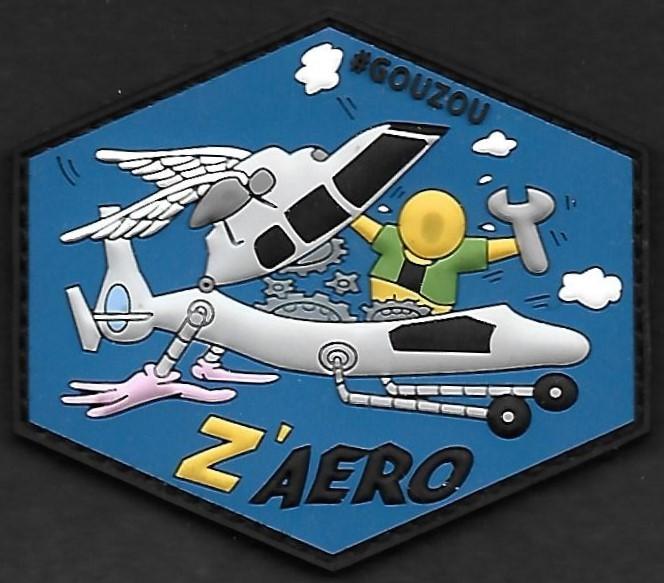 36 F - #Gouzou -Z'aero