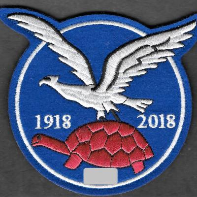 4 F - 1918 - 2018 - 100 Ans - numéroté - M