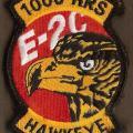 4 F - E-2C HAWKEYE - 1000 hrs +