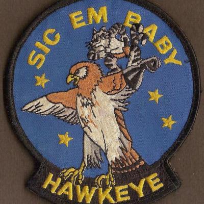 Hawkeye - Origine US