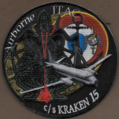 Airborne JTAC c_s KRAKEN - mod 2 - numéroté