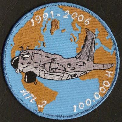 ATL2 - ATLANTIQUE 2 - 100000 H - 1991 - 2006