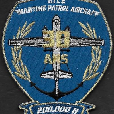 ATL2 - Maritime Patrol Aircraft - 30 ans - 200000 H