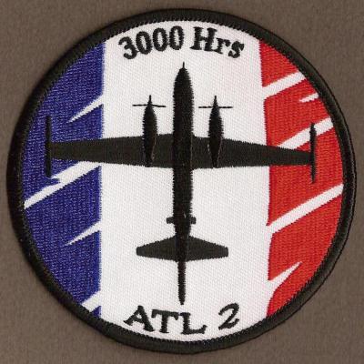 Atlantique - 3000 h