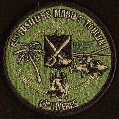 BAN Hyères - compagnie Fusiliers Marins