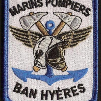 BAN Hyères - Marins Pompiers - mod 2