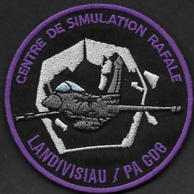 BAN Landivisiau - CSR - Centre Simulation Rafale - mod 2