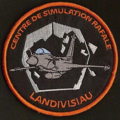 BAN Landivisiau - CSR - Centre Simulation Rafale