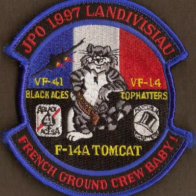 BAN Landivisiau - JPO 1997 - french Ground Crew baby