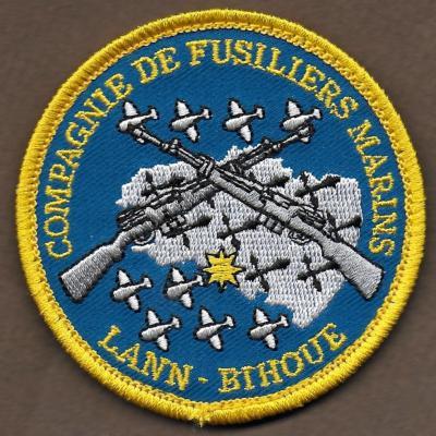 BAN lann Bihoué - Compagnie de Fusiliers Marins - mod 2
