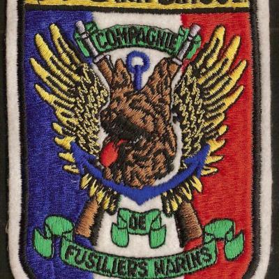 BAN lann Bihoué - Compagnie de Fusiliers Marins