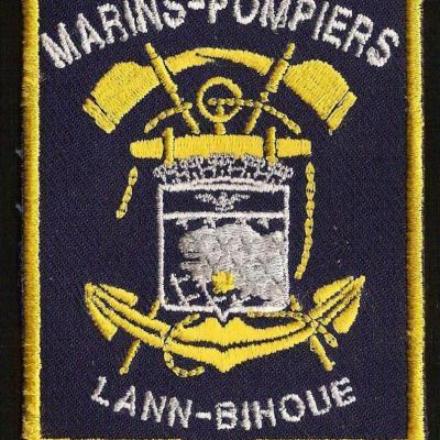 BAN lann Bihoué - Marins Pompiers - mod 1
