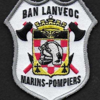 BAN Lanvéoc - Marins pompiers
