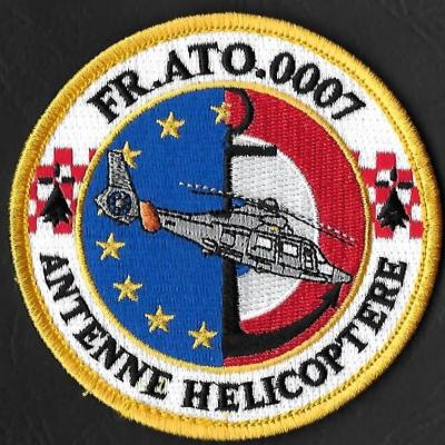 BAN Lanveoc Poulmic - Antenne Helicoptères FR ATO 0007