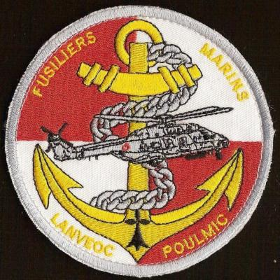 BAN Lanveoc Poulmic - Fusiliers Marins - haute visibilité