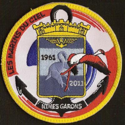 BAN Nîmes Garons - 1961 - 2011 - Les marins du ciel